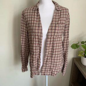 🌛Paige 🌛 super soft flannel button down